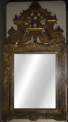 Antique Gilt Mirror 949-7815-0308