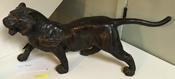 antique bronze tiger 949-715-0308