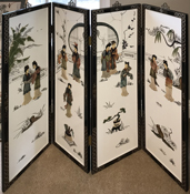 Chinese Folding Screen 949-715-0308