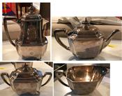 Tiffany tea set 949-715-0308